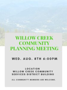 Willow Creek Community Planning