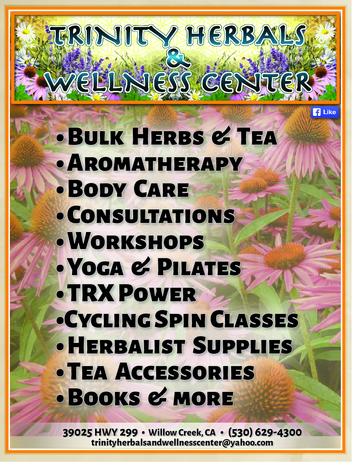 Trinity Herbal & Wellness Center