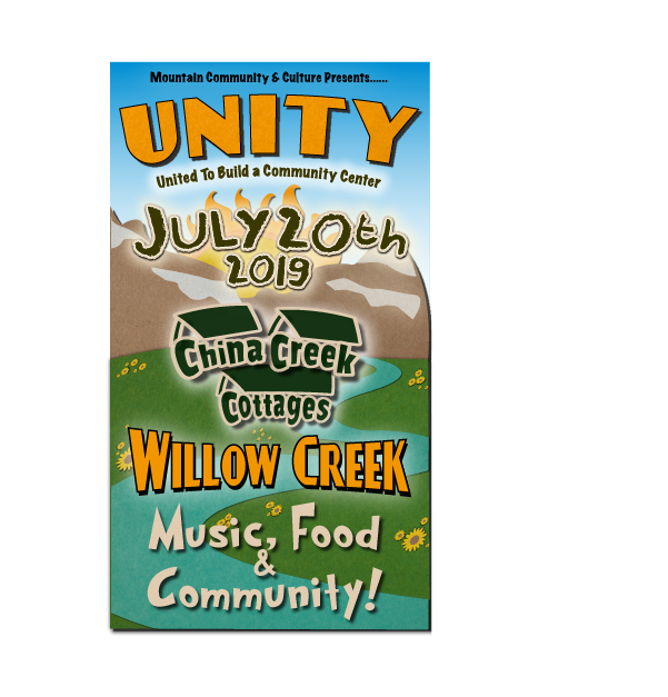 Willow Creek Unity Festival 2019